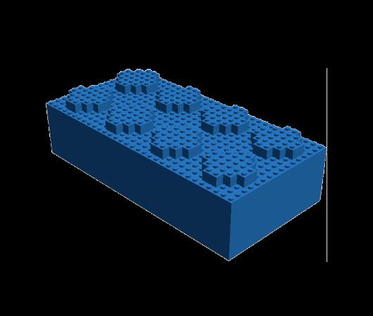 cijfers maken van lego