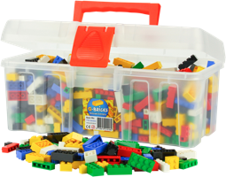 Q-Bricks Basic Mix bouwstenen